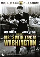 Mr. Smith Goes to Washington - Australian Movie Cover (xs thumbnail)