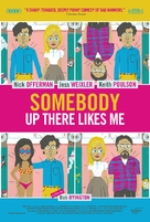 Somebody Up There Likes Me - Movie Poster (xs thumbnail)