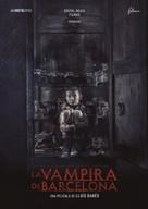 La vampira de Barcelona - Spanish Movie Poster (xs thumbnail)