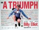 Billy Elliot - British Movie Poster (xs thumbnail)