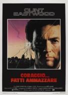 Sudden Impact - Italian Movie Poster (xs thumbnail)