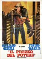 Prezzo del potere, Il - Italian Movie Poster (xs thumbnail)