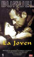 The Young One - Mexican VHS cover (xs thumbnail)