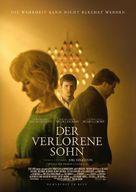 Boy Erased - German Movie Poster (xs thumbnail)