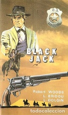 Black Jack - Spanish VHS movie cover (xs thumbnail)