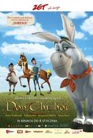 Donkey Xote - Polish Movie Poster (xs thumbnail)