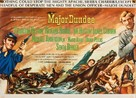 Major Dundee - British Movie Poster (xs thumbnail)