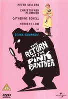 The Return of the Pink Panther - British Movie Cover (xs thumbnail)