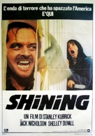 The Shining - Italian Movie Poster (xs thumbnail)