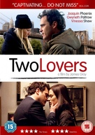 Two Lovers - British Movie Cover (xs thumbnail)