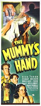 The Mummy's Hand - Movie Poster (xs thumbnail)