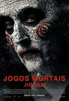 Jigsaw - Brazilian Movie Poster (xs thumbnail)