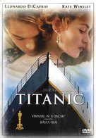 Titanic - Swedish DVD movie cover (xs thumbnail)