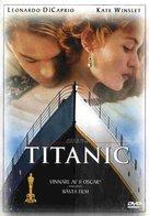 Titanic - Swedish Movie Cover (xs thumbnail)