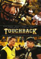 Touchback - DVD cover (xs thumbnail)