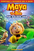 Maya the Bee 3: The Golden Orb - British Movie Poster (xs thumbnail)