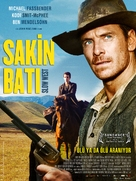 Slow West - Turkish Movie Poster (xs thumbnail)