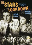The Stars Look Down - British DVD cover (xs thumbnail)