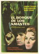 Bois des amants, Le - Spanish Movie Poster (xs thumbnail)