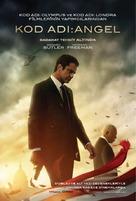 Angel Has Fallen - Turkish Movie Poster (xs thumbnail)