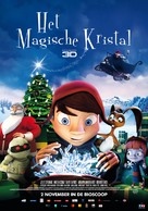 Maaginen kristalli - Belgian Movie Poster (xs thumbnail)
