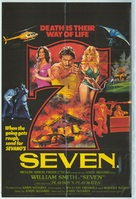 Seven - Movie Poster (xs thumbnail)