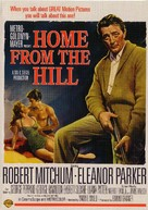 Home from the Hill - DVD cover (xs thumbnail)