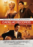 Cadillac Records - German Movie Poster (xs thumbnail)