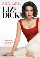 Liz & Dick - DVD cover (xs thumbnail)