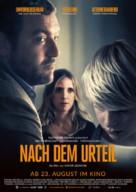 Jusqu'à la garde - German Movie Poster (xs thumbnail)