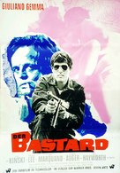 I bastardi - German Movie Poster (xs thumbnail)