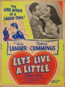 Let's Live a Little - Movie Poster (xs thumbnail)