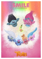 Trolls - Singaporean Movie Poster (xs thumbnail)