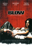 Blow - German Movie Poster (xs thumbnail)