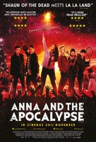 Anna and the Apocalypse - British Movie Poster (xs thumbnail)