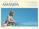 Amanda - British Movie Poster (xs thumbnail)