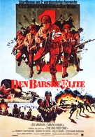 The Big Red One - Danish Movie Poster (xs thumbnail)