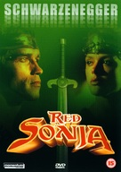 Red Sonja - British DVD cover (xs thumbnail)