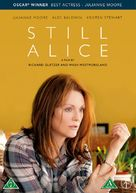 Still Alice - Danish Movie Cover (xs thumbnail)