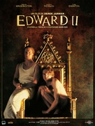 Edward II - French Movie Poster (xs thumbnail)