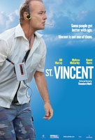 St. Vincent - Movie Poster (xs thumbnail)