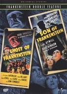 Son of Frankenstein - DVD cover (xs thumbnail)