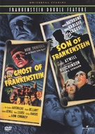 Son of Frankenstein - DVD movie cover (xs thumbnail)
