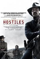 Hostiles - British Movie Poster (xs thumbnail)