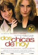 Career Girls - Spanish Movie Poster (xs thumbnail)