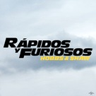 Fast & Furious Presents: Hobbs & Shaw - Mexican Logo (xs thumbnail)
