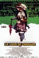 The Madwoman of Chaillot - Spanish Movie Poster (xs thumbnail)