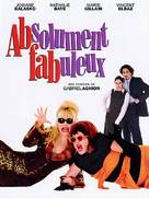 Absolument fabuleux - French Movie Cover (xs thumbnail)