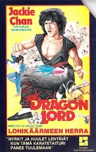 Dragon Lord - Finnish Movie Cover (xs thumbnail)