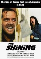 The Shining - British Movie Poster (xs thumbnail)